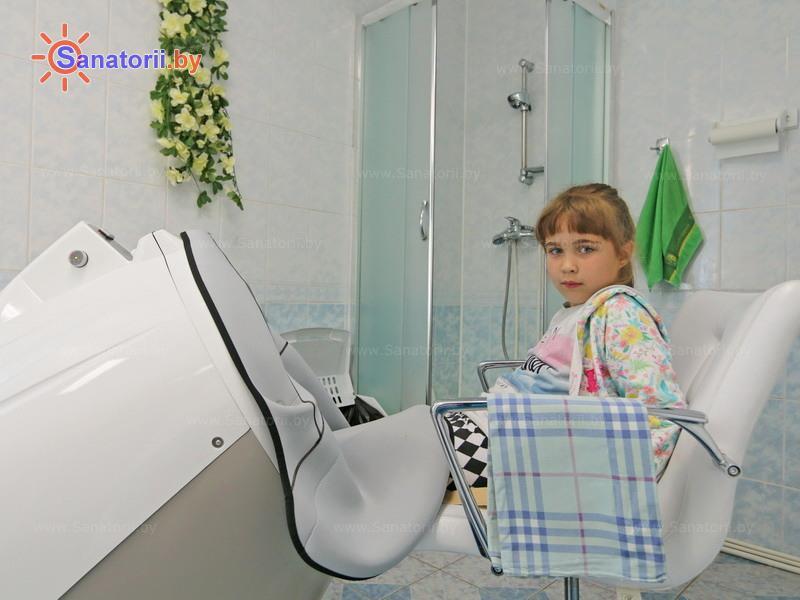Санатории Белоруссии Беларуси - санаторий Боровое - Ванны гидромассажные