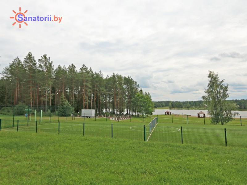 Санатории Белоруссии Беларуси - санаторий Боровое - Теннисный корт