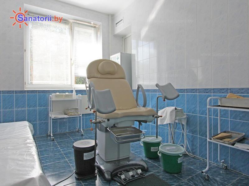 Санатории Белоруссии Беларуси - санаторий Боровое - Гинекология