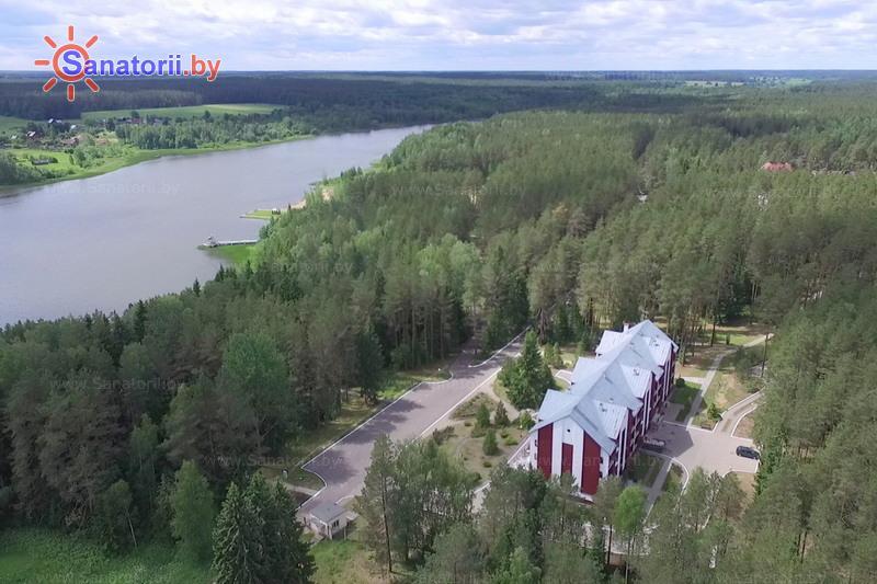 Санатории Белоруссии Беларуси - санаторий Боровое - корпус №3