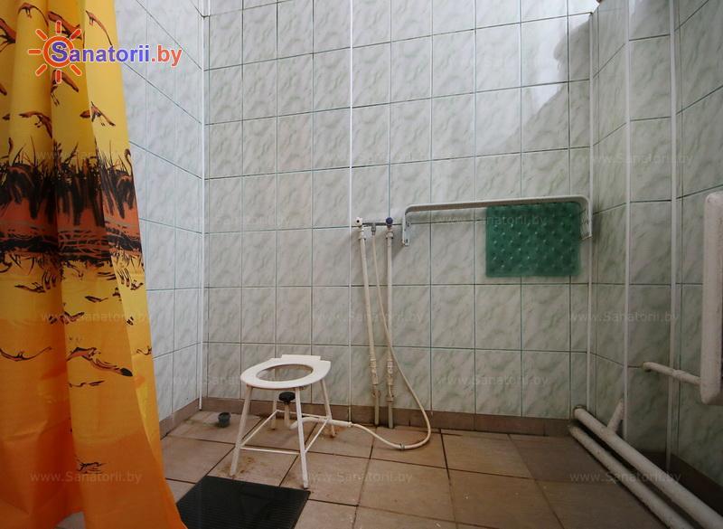 Санатории Белоруссии Беларуси - санаторий Буг - Душ лечебный