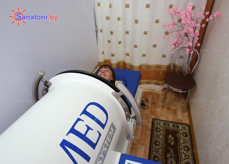 Санатории Белоруссии Беларуси - санаторий Буг - Вакуум-терапия