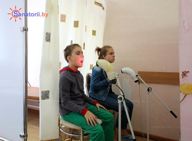 Санатории Белоруссии Беларуси - санаторий Буг - Светолечение