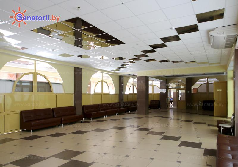 Санатории Белоруссии Беларуси - санаторий Буг - Танцевальный зал