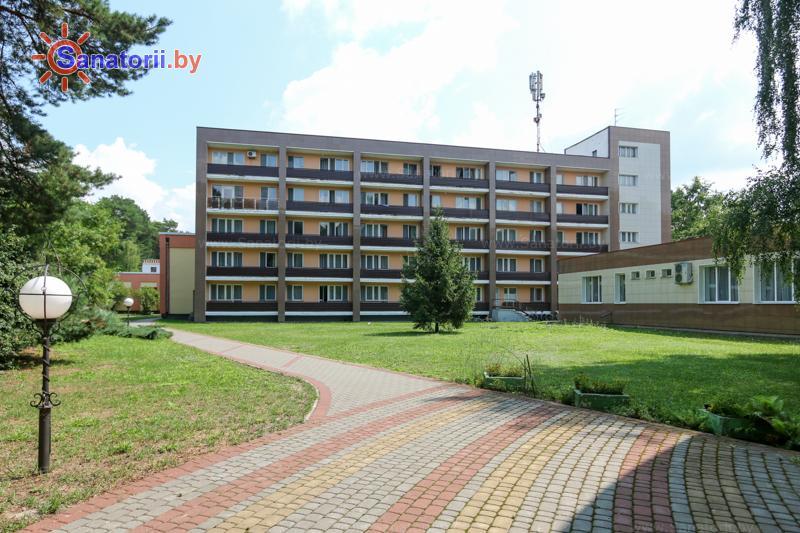 Санатории Белоруссии Беларуси - санаторий Буг - корпус №2