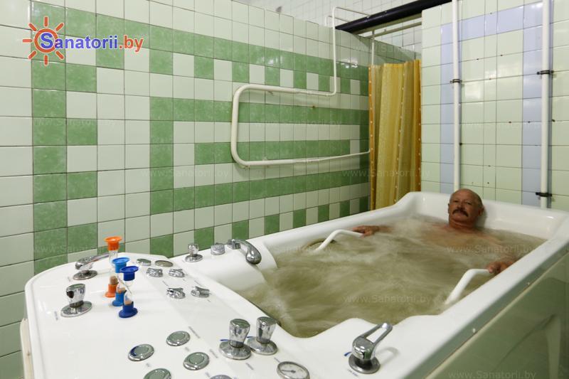 Санатории Белоруссии Беларуси - санаторий Буг - Ванны гидромассажные