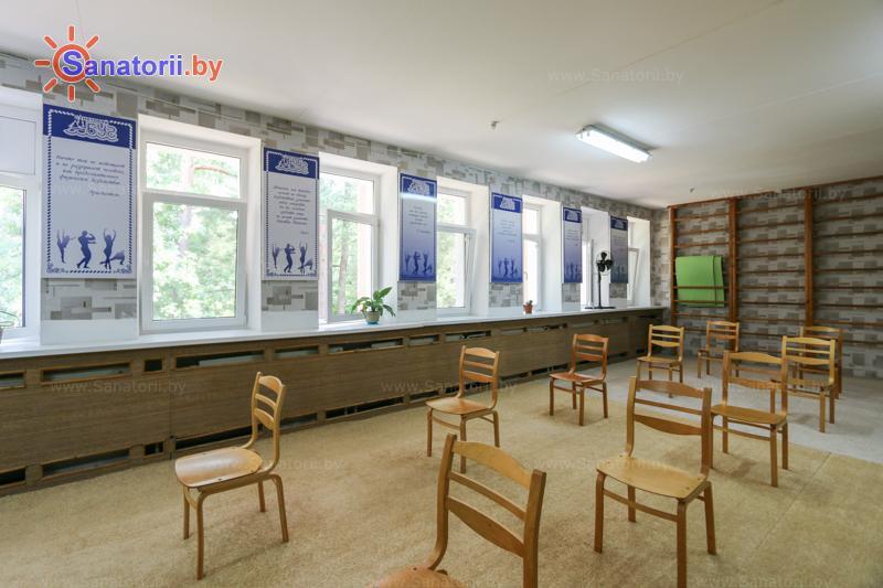 Санатории Белоруссии Беларуси - санаторий Буг - Лечебная физкультура (ЛФК)