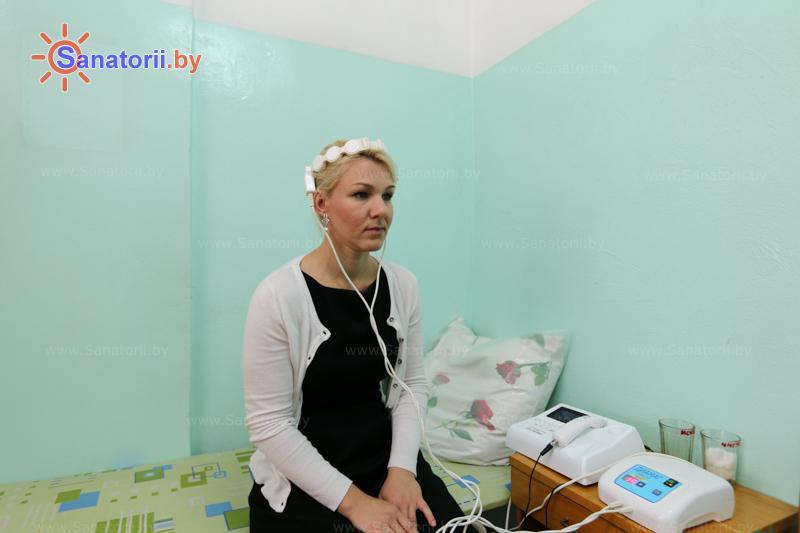 Санатории Белоруссии Беларуси - санаторий Буг - Магнитотерапия