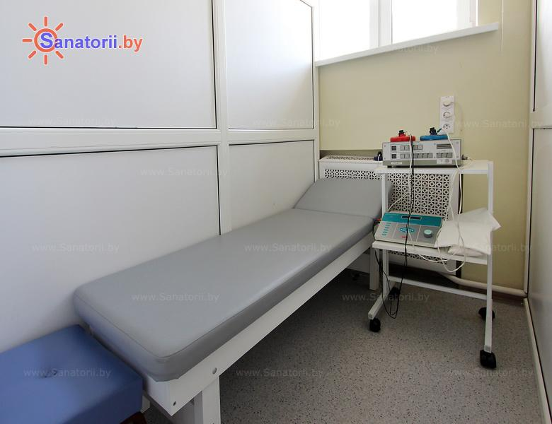 Санатории Белоруссии Беларуси - оздоровительный центр Энергетик - Магнитотерапия