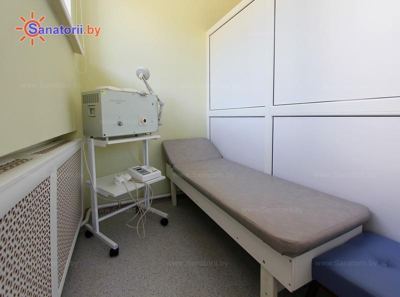 Санатории Белоруссии Беларуси - оздоровительный центр Энергетик - Увч-терапия
