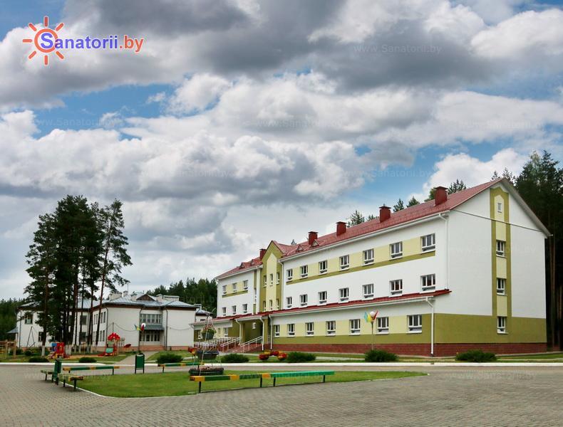 Санатории Белоруссии Беларуси - ДРОЦ Лесная поляна - спальный корпус №5