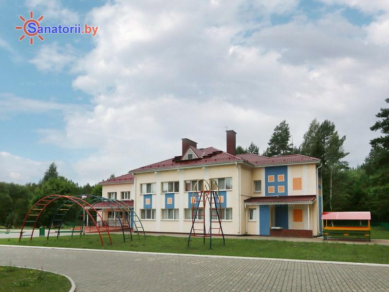 Санатории Белоруссии Беларуси - ДРОЦ Лесная поляна - спальный корпус №3