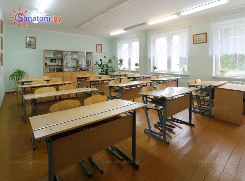 Санатории Белоруссии Беларуси - ДРОЦ Лесная поляна - Школа