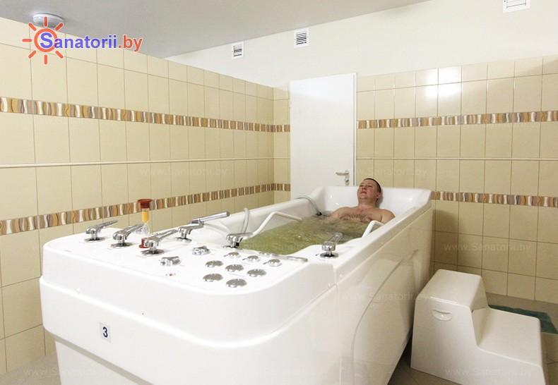 Санатории Белоруссии Беларуси - санаторий Веста - Ванны вихревые