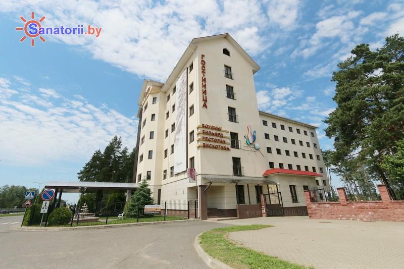 Санатории Белоруссии Беларуси - санаторий Веста - корпус №2