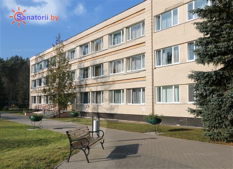 Санатории Белоруссии Беларуси - санаторий Журавушка - спальный корпус №1