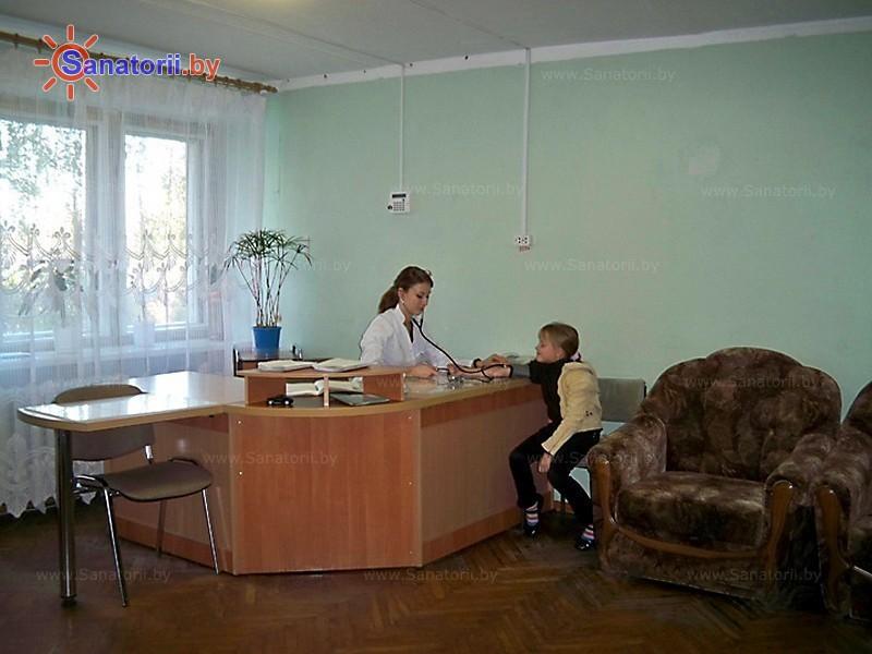 Санатории Белоруссии Беларуси - ОДЦМР Пуховичи - Кабинеты профильных специалистов