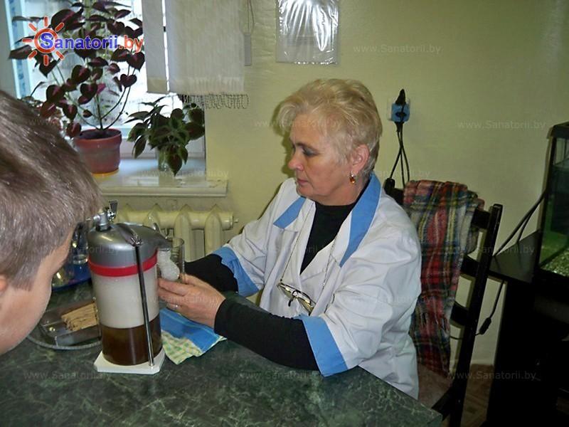 Санатории Белоруссии Беларуси - ОДЦМР Пуховичи - Оксигенотерапия (кислородотерапия)