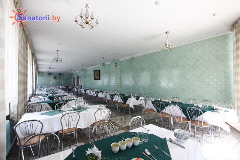 Санатории Белоруссии Беларуси - санаторий Зеленый бор - Столовая