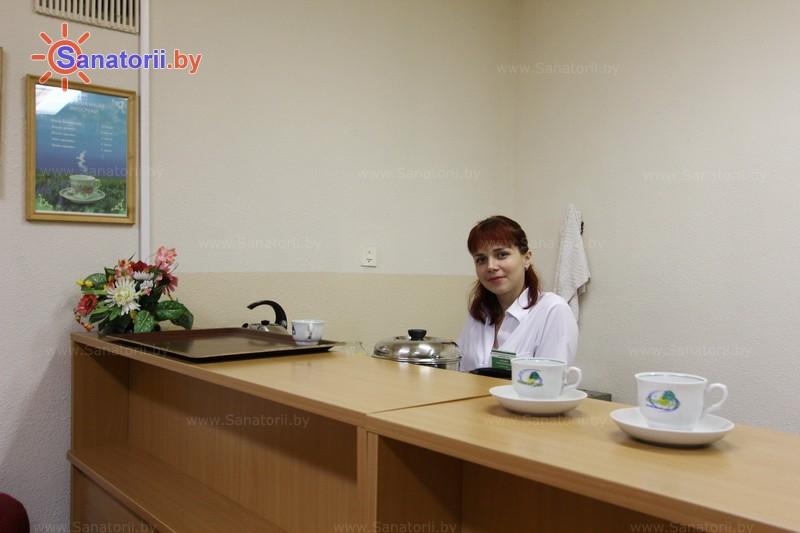 Санатории Белоруссии Беларуси - санаторий Зеленый бор - Фитотерапия