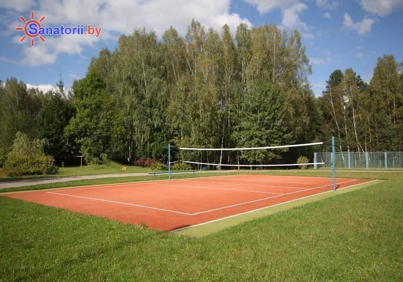 Санатории Белоруссии Беларуси - санаторий Зеленый бор - Спортплощадка