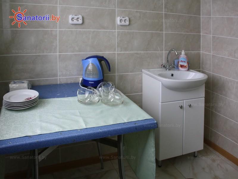 Санатории Белоруссии Беларуси - санаторий Зеленый бор - трехместный трехкомнатный (спальный корпус №11)