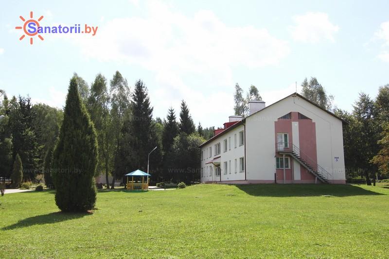 Санатории Белоруссии Беларуси - санаторий Зеленый бор - спальный корпус №5