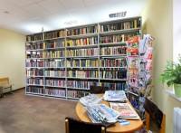 санаторий Криница - Библиотека