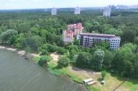 санатория Криница - Водоём