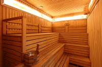 health resort Krinitsa - Sauna Finnish