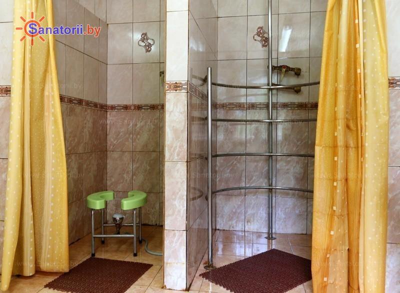 Санатории Белоруссии Беларуси - санаторий Криница - Душ лечебный