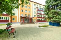 санатория Им. В.И. Ленина - Территория и природа