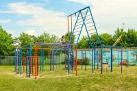 health resort Lenina - Playground for children