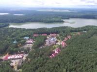 Азёрны - Тэрыторыя