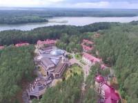 санатория Озёрный - Территория и природа