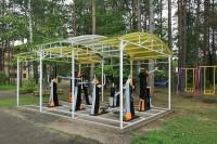 health resort Ozerny - Outdoor gym