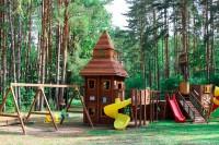 health resort Ozerny - Playground for children
