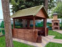 санаторий Чёнки - Площадка для шашлыков