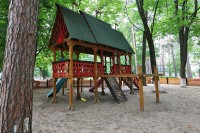 health resort Chonki - Playground for children