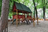 санаторий Чёнки - Детская площадка