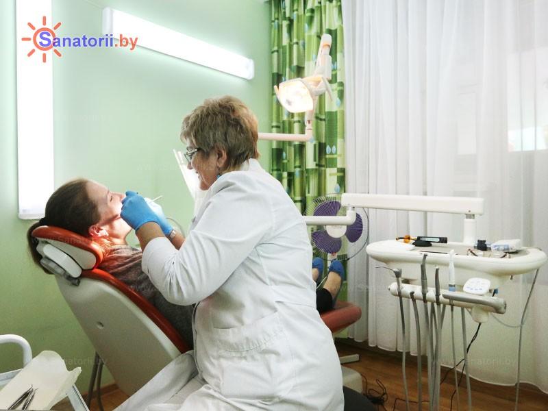 Санатории Белоруссии Беларуси - санаторий Чёнки - Стоматология