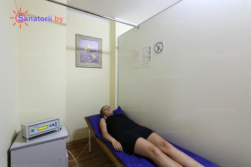 Санатории Белоруссии Беларуси - санаторий Чёнки - Магнитотерапия