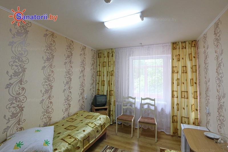 Санатории Белоруссии Беларуси - санаторий Чёнки - двухместный однокомнатный стандарт (корпуса № 2, 3)