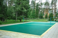 health resort Lepelski - Sportsground
