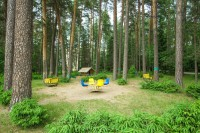 health resort Lepelski - Playground for children
