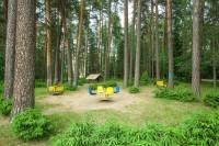 health resort Lepelski - Playground for children