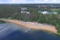health resort Lepelski - Water reservoir