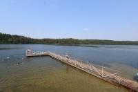 санатория Лесные озера - Водоём