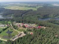 санатория Лесные озера - Территория и природа