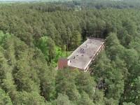 санатория Лётцы - Территория и природа